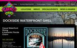 Dockside Waterfront Grill Screenshot