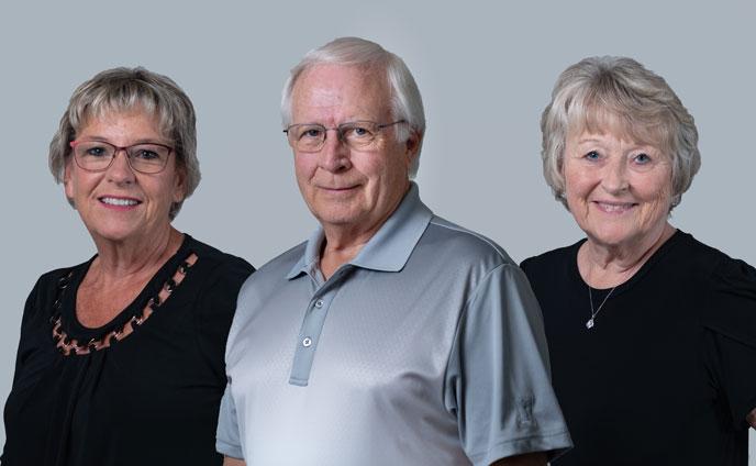 Langham Dilmore Real Estate Agents Team Photo